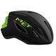 MET Strale Bike Helmet green/black